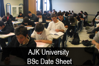 Essay on ajk university