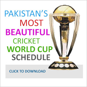 Click to Download Cricket World Schedule 2015
