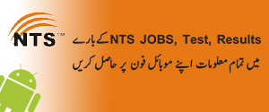 NTS Jobs Andriod App