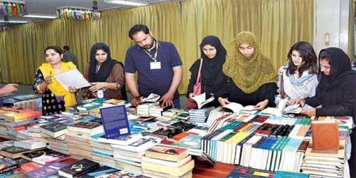 Five-day book fair kicks off at UAF