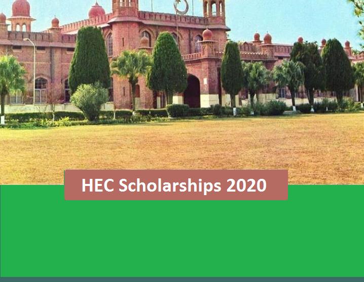 Scholarship Opportunities Pakistan: HEC Need Based ...