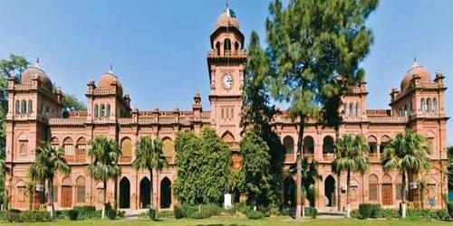 Punjab university thesis